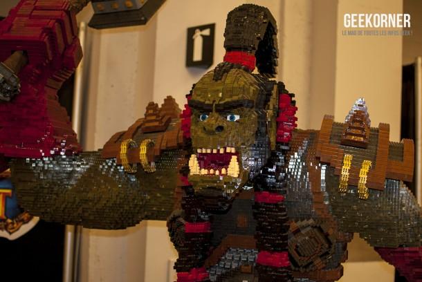 Mega bloks - Comiccon Montréal 2012 - Geekorner- 072