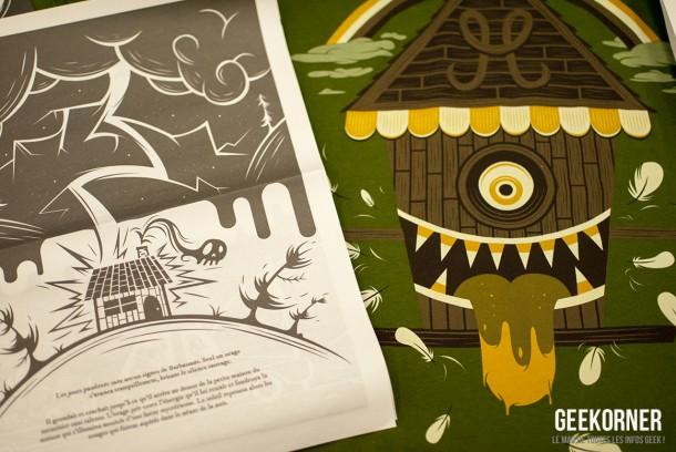 Monsieur Eureka - Comiccon Montréal 2012 - Geekorner- 080