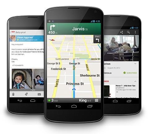 Nexus 4 - 1 - Geekorner