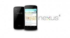 Nexus 4 : Le nouveau téléphone Google [Résumé]