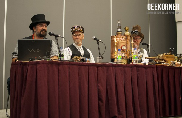 SteamPunk - Comiccon Montréal 2012 - Geekorner- 093