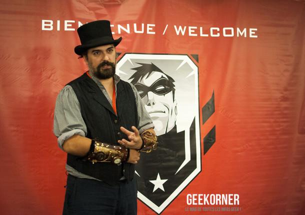 SteamPunk - Comiccon Montréal 2012 - Geekorner- 109
