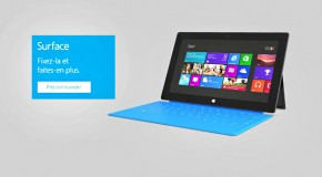 Surface RT : A Savoir avant de Commander la Tablette