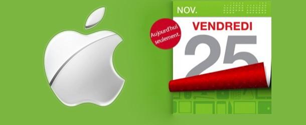 Apple : Les prix et produits du Black Friday [Officiel]