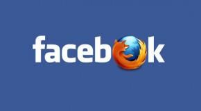 Firefox adopte Facebook Messenger