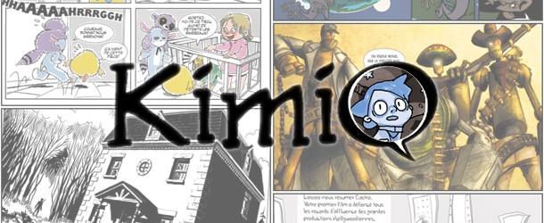 KimiQ : La BD Gratuite sur Internet qui Marche