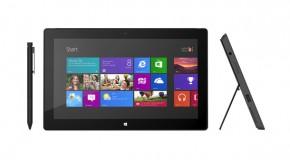 Microsoft Surface Pro dispo en janvier à 899 $