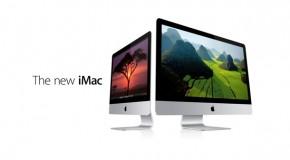 Nouveaux iMac disponibles le 30 novembre