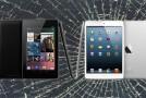 iPad Mini vs Nexus 7 : Test de Solidité [Vidéo]