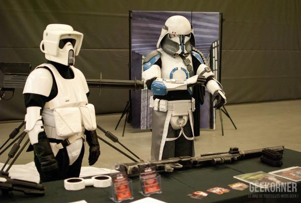 Cosplay Star Wars Montreal Mini Comiccon - Geekorner -  - 019