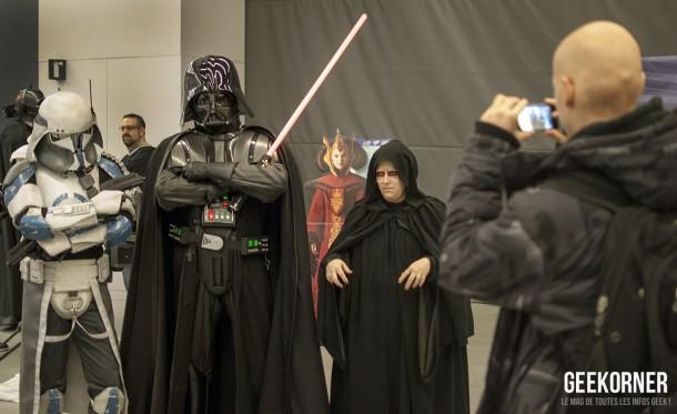 Cosplay Star Wars Montreal Mini Comiccon - Geekorner -  - 024
