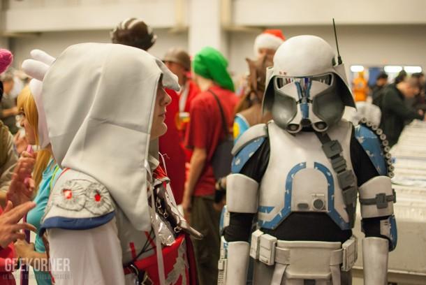 Cosplay Star Wars Montreal Mini Comiccon - Geekorner -  - 029
