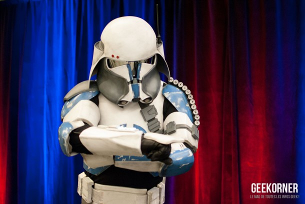 Cosplay Star Wars Montreal Mini Comiccon - Geekorner -  - 032