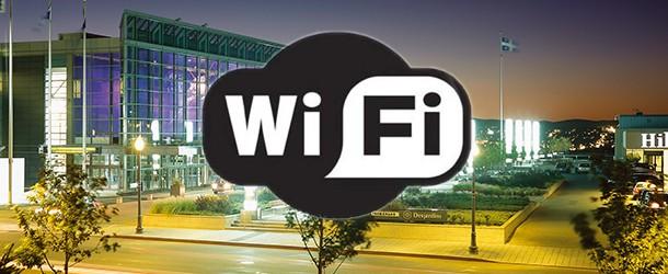 WiFi Gratuit au Centre des congrès de Québec