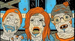 Marche des zombies de Montréal 2013, c'est Samedi !