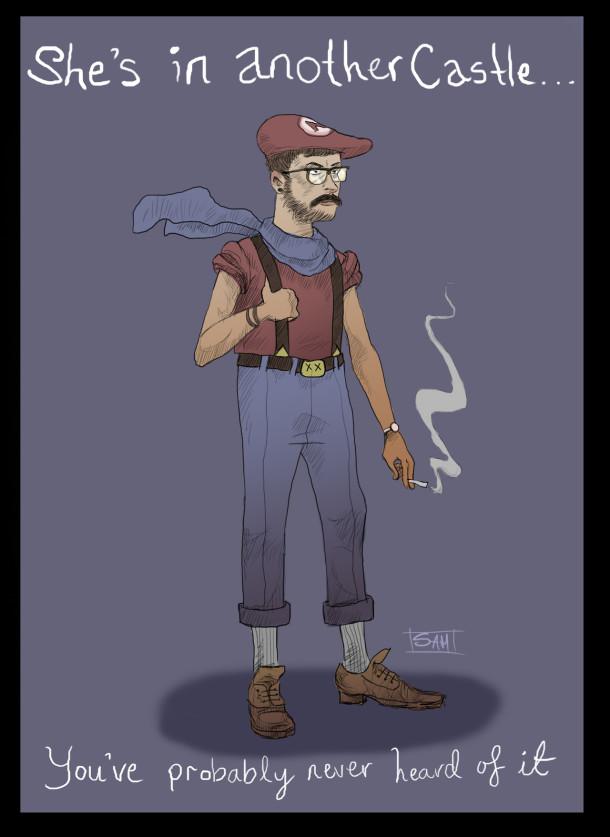 Mario Hispter - 01