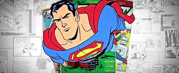 Superman fête ses 75 ans en Vidéo [Officiel]