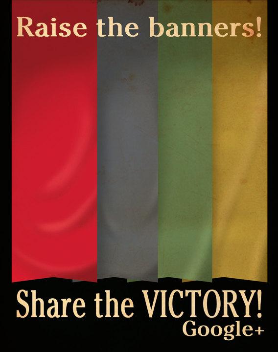 Google+-propaganda-victory-poster-aaron-wood-geekorner