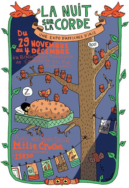 Iris-Affiche-Expo-La-nuit-sur-la-corde-Geekorner