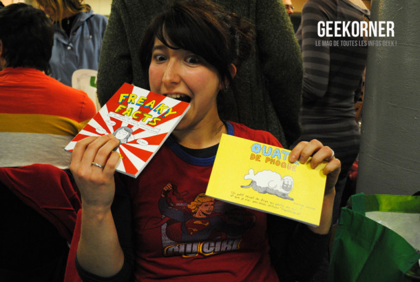 Reportage-Expozine-2011-Geekorner-Kaylynne-Johnson
