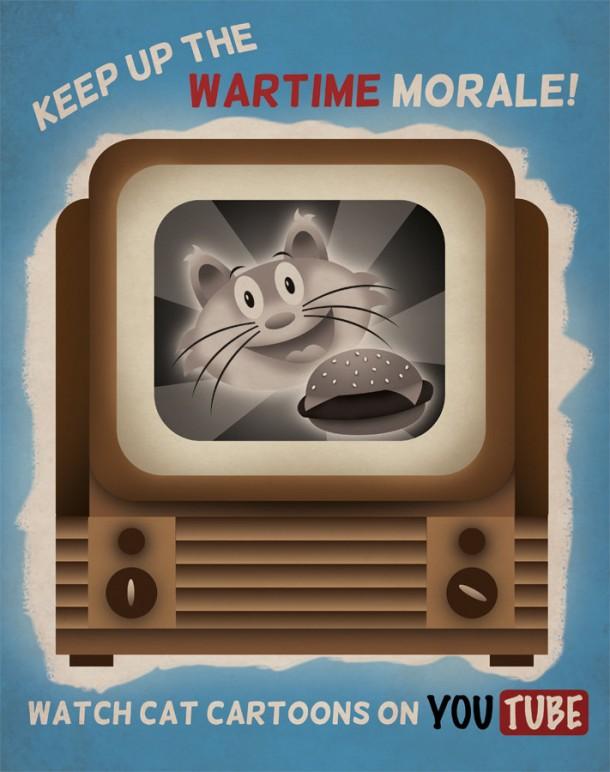 YouTube-propaganda-poster-aaron-wood-geekorner