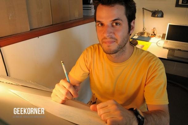 Julien Paré-Sorel - Geekorner - 56