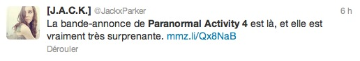 Paranormal Activity 4 Twitter - 13