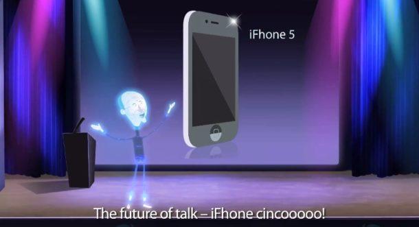 Steve Jobs iPhone 5 TuPac - Geekorner- 006