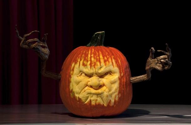 Citrouilles Halloween - Art Geek Horreur - Ray Villafane- 009