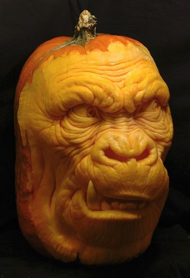 Citrouilles Halloween - Art Geek Horreur - Ray Villafane- 013