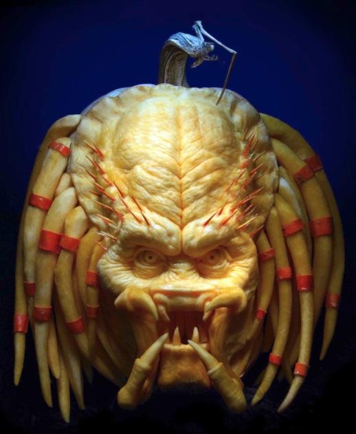 Citrouilles Halloween - Art Geek Horreur - Ray Villafane- 016