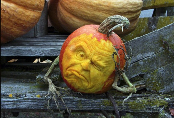 Citrouilles Halloween - Art Geek Horreur - Ray Villafane- 036