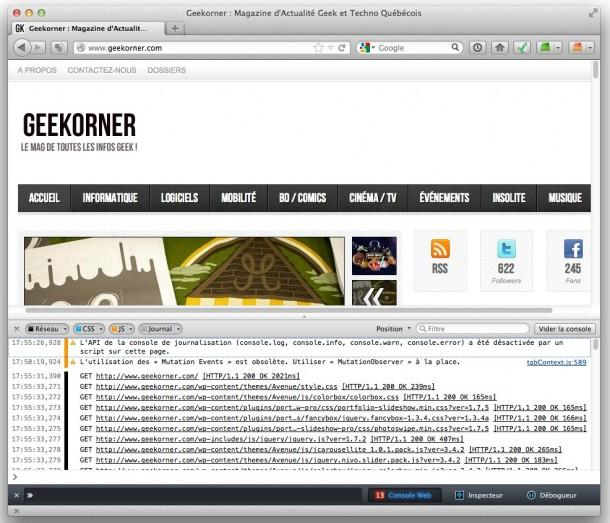 Firefox 16 Wallpaper - Geekorner  - 012