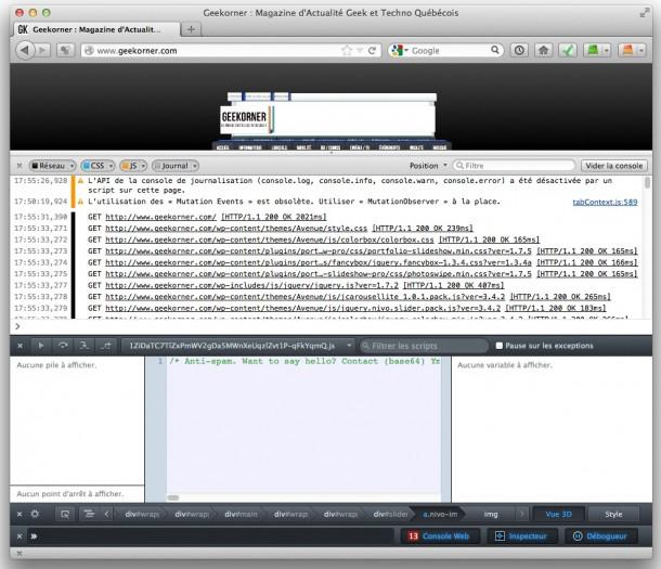 Firefox 16 Wallpaper - Geekorner  - 015