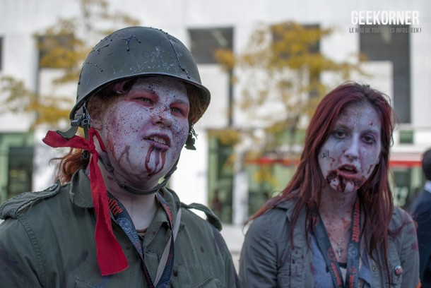 Marche Zombies Walk Montreal 2012 - Geekorner - 032