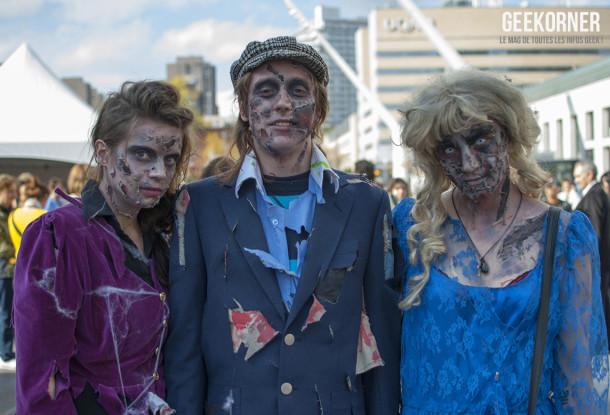 Marche Zombies Walk Montreal 2012 - Geekorner - 041