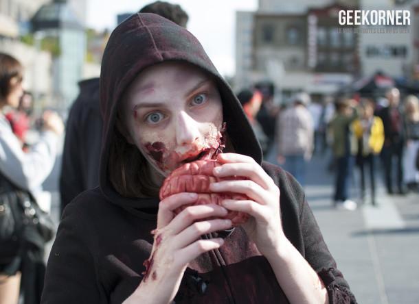 Marche Zombies Walk Montreal 2012 - Geekorner - 049