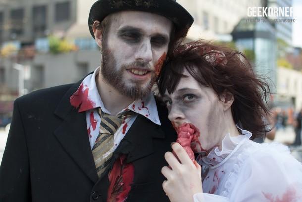Marche Zombies Walk Montreal 2012 - Geekorner - 053