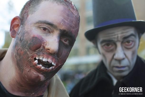 Marche Zombies Walk Montreal 2012 - Geekorner - 060
