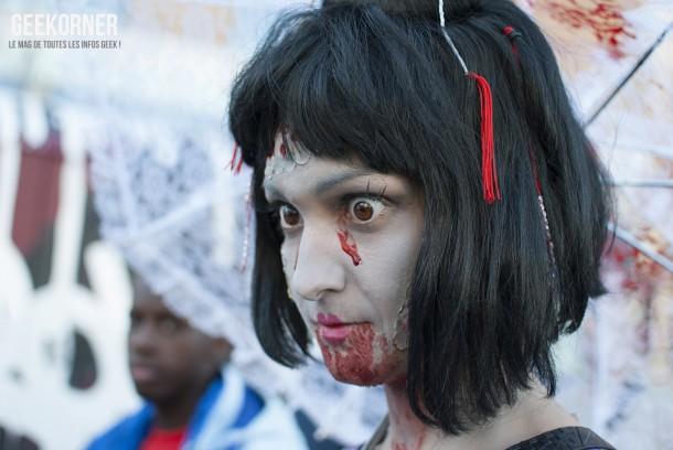 Marche Zombies Walk Montreal 2012 - Geekorner - 078