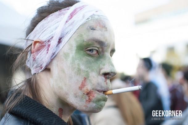 Marche Zombies Walk Montreal 2012 - Geekorner - 092