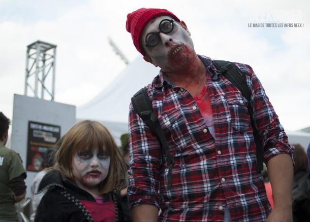 Marche Zombies Walk Montreal 2012 - Geekorner - 122