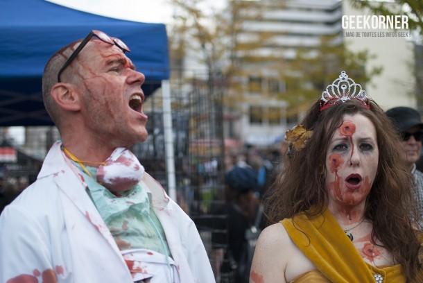 Marche Zombies Walk Montreal 2012 - Geekorner - 124