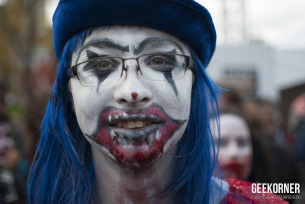 Marche Zombies Walk Montreal 2012 - Geekorner - 126