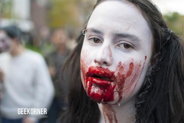Marche Zombies Walk Montreal 2012 - Geekorner - 127