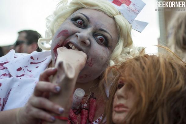 Marche Zombies Walk Montreal 2012 - Geekorner - 133