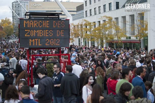 Marche Zombies Walk Montreal 2012 - Geekorner - 136