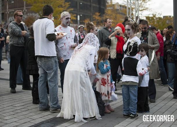 Marche Zombies Walk Montreal 2012 - Geekorner - 138