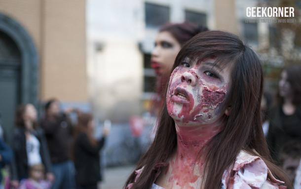 Marche Zombies Walk Montreal 2012 - Geekorner - 149