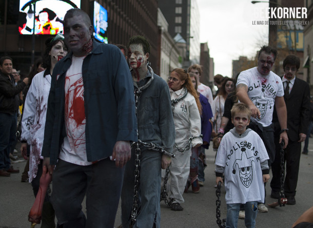 Marche Zombies Walk Montreal 2012 - Geekorner - 150